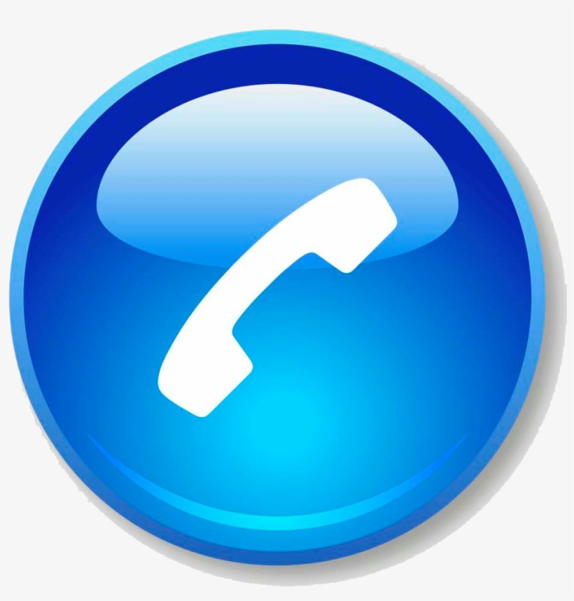 1 11469 download blue phone icon png