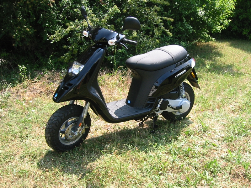Piaggio Typhoon - Moped